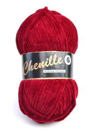 042 Bordeaux Chenille 6 Lammy Yarns