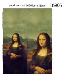 Mona Lisa paneel Stenzo