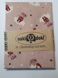 Beertjes in de lucht Oaki Doki fabrics