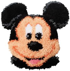 Mickey Mouse Knoopvormkussen Vervaco