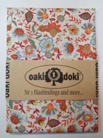 Flower Power Oaki Doki Fabrics