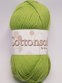 KC Cottonsoft dk 1601 Lime