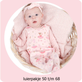 Luierpakje maat 50 t/m 68 Annie do it yourself naaipatroon