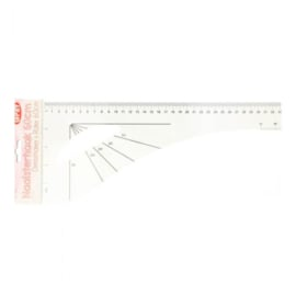 """Dressmaker's Ruler 60cm/23.6"""" Opry"""