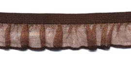 Bruin 19mm Roezel Elastiek