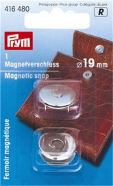 19mm Magneetsluiting Prym