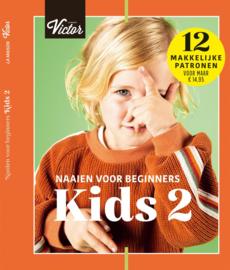 Naaien voor beginners Kids 2 La Maison Victor