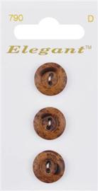 790 Elegant knopen