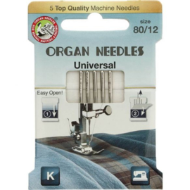80/12 Universele Eco Pack Organ Naalden