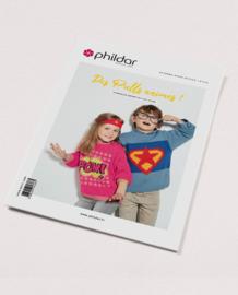 Kindertruien Phildar nr 696