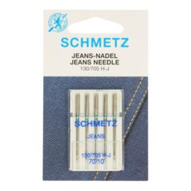 70/10 Jeans naalden Schmetz