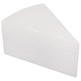 Polystyrene Slice of Cake Dummy