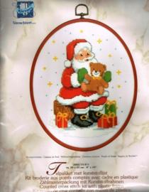 Kerstgeschenken Adia Telpakket met Kunststoflijst Vervaco