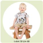 T-Shirt Maat 50t/m68 Annie Do It Yourself Naai Patroon