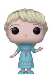 Young Elsa Frozen 2 Disney Pop!Funko