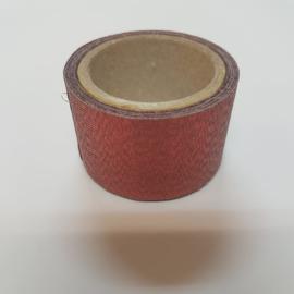 Rode Glitter 2mx30mm Lurex Pimptape Oaki Doki