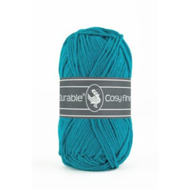 371 Turquoise  Cosy fine Durable