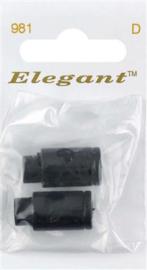 981 Elegant Buttons