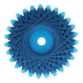 IJzergaren sterretje Blauw