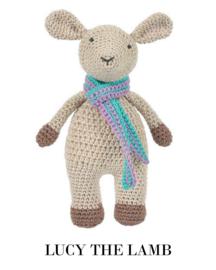 Lucy The Lamb Tuva Haakpakket