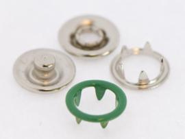 Groen 9mm Babydrukker