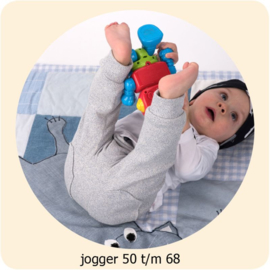 Jogger Maat 50 t/m 68 Annie do it yourself naaipatroon
