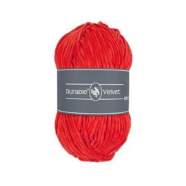 318 Tomato Velvet - Durable