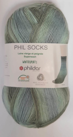 WS Aspen Phil Socks Phildar