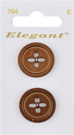 764 Elegant knopen