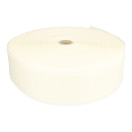 Gordijnband Pijpplooi 76mm