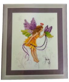 Vlinderfee telpakket Aida Vervaco