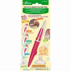 Pen Style Needle Felting Tool Clover