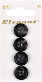 215 Elegant Knopen