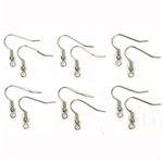 Earring Hooks Kumihimo