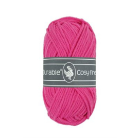 1786 Neon pink Cosy Fine Durable