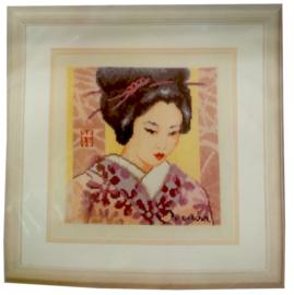 Geisha Yokohama Aida Vervaco Telpakket