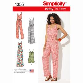 1355 A XXS - XXL Simplicity