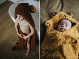 Baby- en Kleutercape Gehaakt Durable Teddy