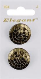 724 Elegant knopen