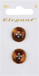 781 Elegant Knopen