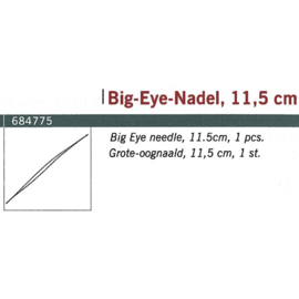 Gütermann Big eye naald