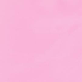 749 Roze Voering wit 150cm breed
