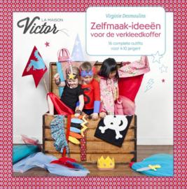 La maison Victor Zelfmaak-ideeën voor de verkleedkoffer