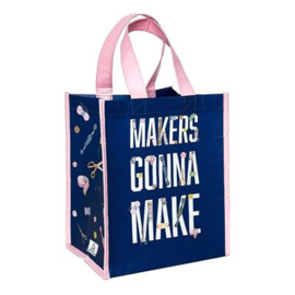 Big shopper  Makers gonna make