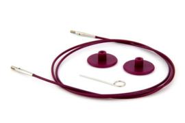 80cm Paarse Kabel KnitPro