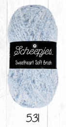 531 Sweetheart Soft Brush Scheepjes