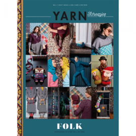 YARN Folk Scheepjes Bookazine 6