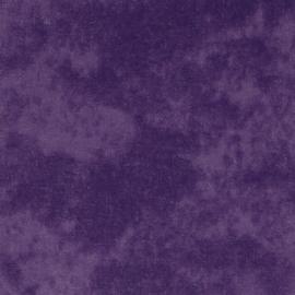 Paars Gewolkt Tissu de Marie Stof 110cm breed