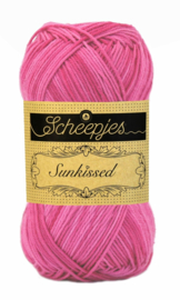 Scheepjes Sunkissed 20 Beach Hut Pink