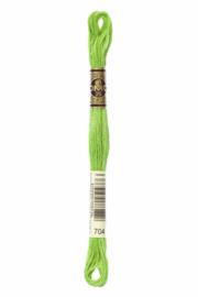 704 DMC Mouliné Special Embroidery Thread